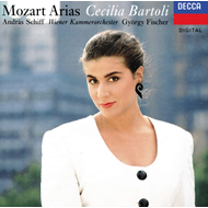 Produktbilde for Mozart: Arias (UK-import) (CD)