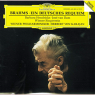 Produktbilde for Brahms: Ein deutsches Requiem (UK-import) (CD)
