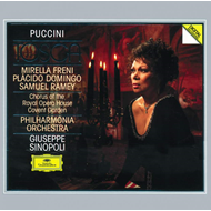 Produktbilde for Puccini: Tosca (UK-import) (CD)