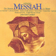 Produktbilde for Handel: Messiah (UK-import) (2CD)