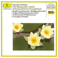 Produktbilde for Brahms: Choral Works (CD)