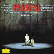 Produktbilde for Wagner: Parsifal (CD)