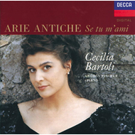Produktbilde for Arie Antiche: Bartoli (UK-import) (CD)