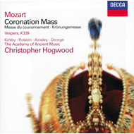 Produktbilde for Mozart: Sacred Choral Works (UK-import) (CD)