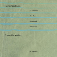 Produktbilde for Goebbels: Chamber music (CD)