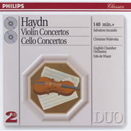 Produktbilde for Haydn: Concertos (USA-import) (CD)