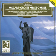 Produktbilde for Mozart: C minor Mass (UK-import) (CD)