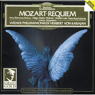 Produktbilde for Mozart: Requiem, K626 (UK-import) (CD)