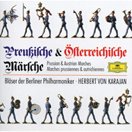 Produktbilde for Prussian and Austrian Marches (CD)