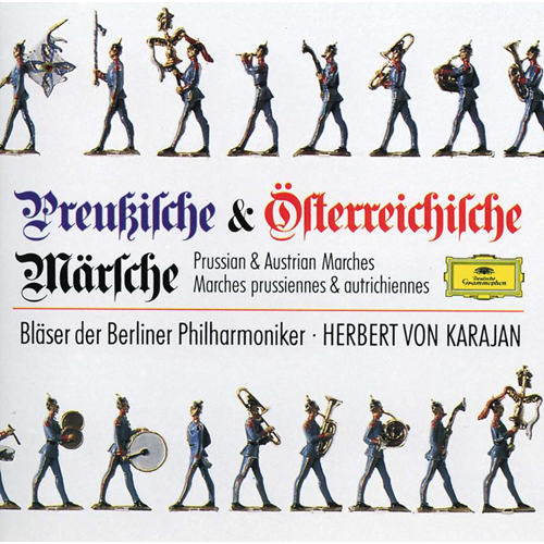 Prussian and Austrian Marches (UK-import) (CD)