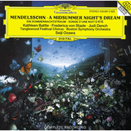 Produktbilde for Mendelssohn: A Midsummer Night's Dream (UK-import) (CD)