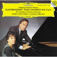 Produktbilde for Mozart: Piano Concertos (UK-import) (CD)