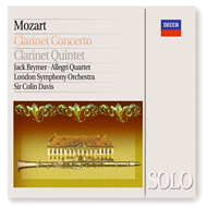 Produktbilde for Mozart: Clarinet Works (UK-import) (CD)