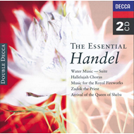Produktbilde for Essential Handel (UK-import) (CD)