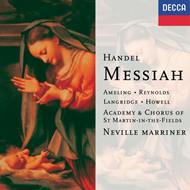 Produktbilde for Handel: Messiah / Messias (UK-import) (2CD)