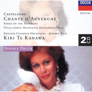 Produktbilde for Canteloube: Chants d'Auvergne (UK-import) (CD)