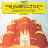 Produktbilde for Mussorgsky: Orchestral and Choral Works (UK-import) (CD)