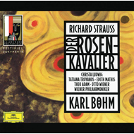 Produktbilde for R. Strauss: Der Rosenkavalier (UK-import) (CD)