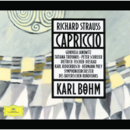 Produktbilde for R. Strauss: Capriccio (UK-import) (CD)