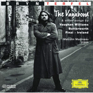 Produktbilde for Bryn Terfel: The Vagabond (UK-import) (CD)
