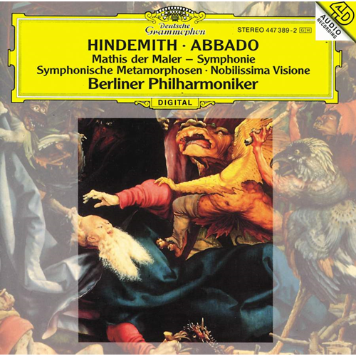 Hindemith: Orchestral Works (UK-import) (CD)