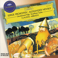 Produktbilde for Prokofiev: Alexander Nevsky;Lieutenant Kijé etc (UK-import) (CD)