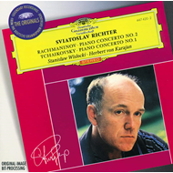 Produktbilde for Rachmaninov/Tchaikovsky: Piano Concertos (UK-import) (CD)