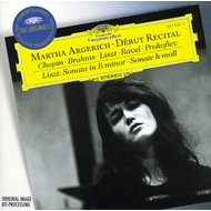 Produktbilde for Martha Argerich: Début Recital (UK-import) (CD)