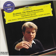 Produktbilde for Brahms: Piano Concertos Nos 1 & 2; Piano Pieces Op 116 (UK-import) (2CD)