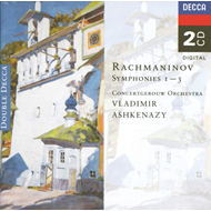 Produktbilde for Rachmaninov: Symphonies Nos 1-3 (UK-import) (CD)