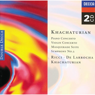 Produktbilde for Khachaturian: Orchestral Works (UK-import) (CD)