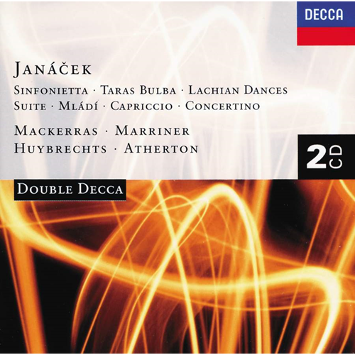 Janácek: Orchestral Works (UK-import) (CD)