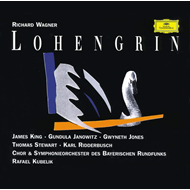 Produktbilde for Wagner: Lohengrin (USA-import) (CD)