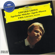 Produktbilde for Grieg: Lyric Pieces (USA-import) (CD)