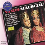 Produktbilde for Verdi: Macbeth (UK-import) (CD)