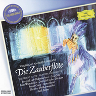 Produktbilde for Mozart: Die Zauberflöte (UK-import) (CD)