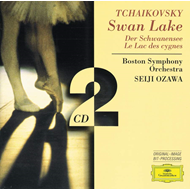 Produktbilde for Tchaikovsky: Swan Lake (UK-import) (CD)