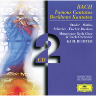 Produktbilde for Bach: Famous Cantatas (UK-import) (CD)
