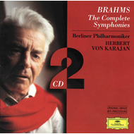Produktbilde for Brahms: Symphonies 1-4 (UK-import) (CD)