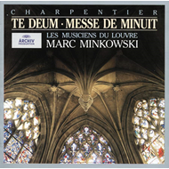 Produktbilde for Charpentier: Te Deum;Messe de minuit (UK-import) (CD)
