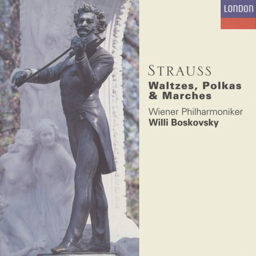 Strauss Family: Marches, Polkas & Waltzes (UK-import) (CD)