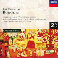 Produktbilde for The Essential Borodin (UK-import) (CD)