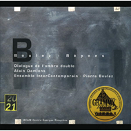 Produktbilde for Boulez: Répons & Dialogue de l'ombre double (UK-import) (CD)