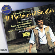 Produktbilde for Rossini: Il Barbiere di Siviglia (UK-import) (CD)