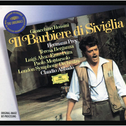 Rossini: Il Barbiere di Siviglia (UK-import) (CD)