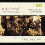 Produktbilde for In Paradisum - Requiems by Fauré and Duruflé (UK-import) (CD)
