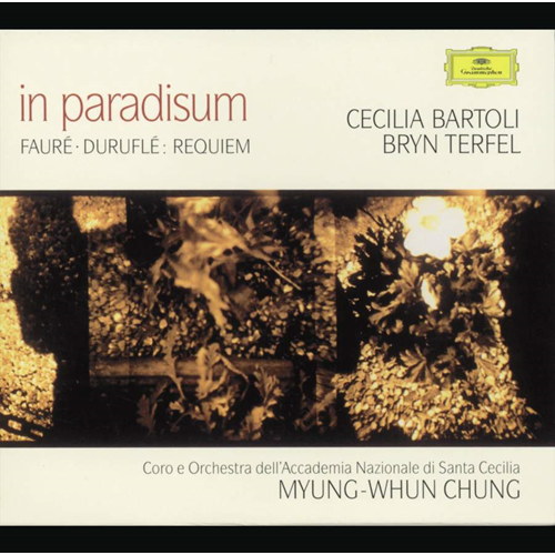 In Paradisum - Requiems by Fauré and Duruflé (UK-import) (CD)