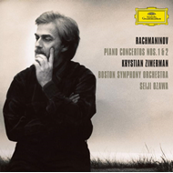 Produktbilde for Rachmaninov: Piano Concertos Nos 1 and 2 (UK-import) (CD)