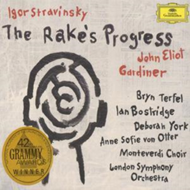 Produktbilde for Stravinsky: The Rake's Progress (USA-import) (CD)