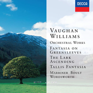 Produktbilde for Vaughan Williams: Orchestral Works (UK-import) (CD)